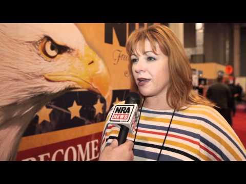 SHOT Show 2012: A Girl and A Gun Women's Shooting League