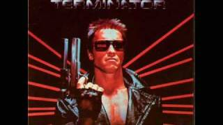 The Terminator Soundtrack Main Theme
