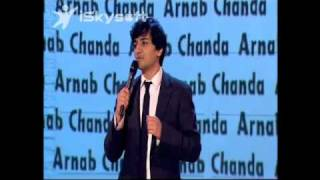 Arnab Chanda Stand-Up on Russell Howard