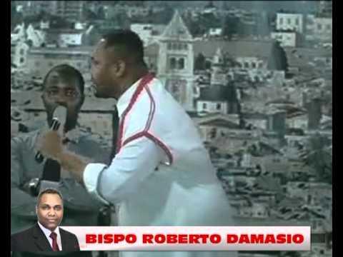 Bispo Roberto Damaiso volta para a Igreja Mundial do Poder de Deus, sera?
