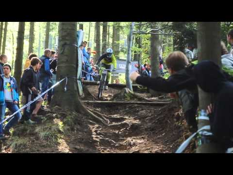 Diverse Downhill Contest Wisla Stozek 2014