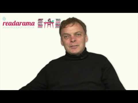 Graeme Simsion talks books with Readarama