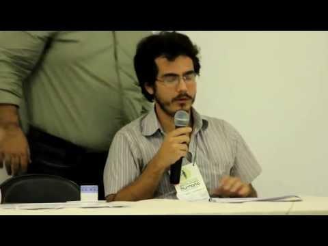 I Seminário de Ecologia Humana - Palestras Eco Geografia parte 02