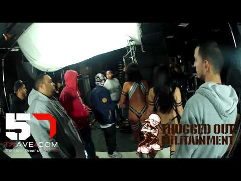 NORE feat. Busta Rhymes, Game & Waka Flocka- Lehhhgooo (Behind The Scenes Pt. 1)