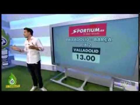 Real Valladolid 1 Barça 0 apuestas previas