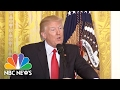 Best Moments From Donald Trump's Press Conference: Russia, CBC, Not Good | NBC News