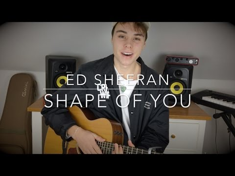 youtube video Ed Sheeran - Shape Of You - Acoustic Cover (Lyrics and Chords) to 3GP conversion