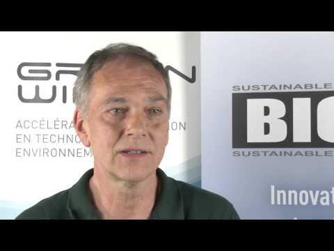 Chimie verte et Biotechnologie blanche - 2014 : Fabrice Frank