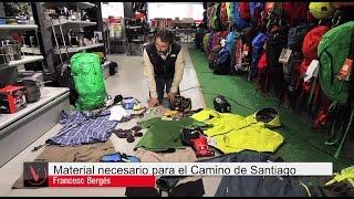 Lleva lo necesario para el Camino de Santiago