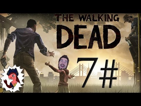 The Walking Dead Part 7 - No Pregnancy Allowed! (Episode 4 Around Every Corner)