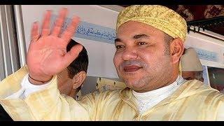 الملك يدشن مشروع توسعة معهد محمد السادس لتكوين الأئمة المرشدين والمرشدات بالرباط | حصاد اليوم