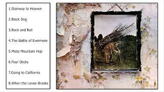 Led Zeppelin Iv  [full Album 1971]