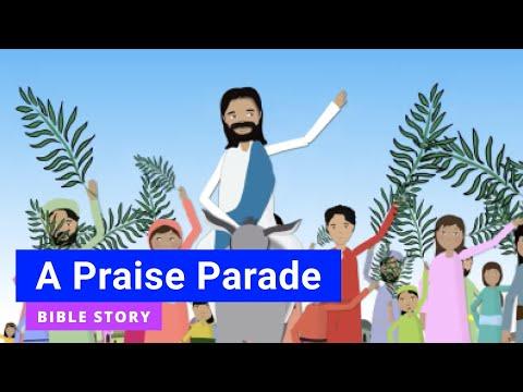 K-B-Q1-L09: A Praise Parade