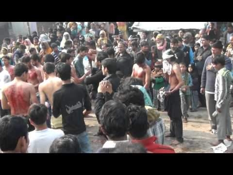 Chehlum in Hallaur - 2012 - Zanjeer Qamaa Matam