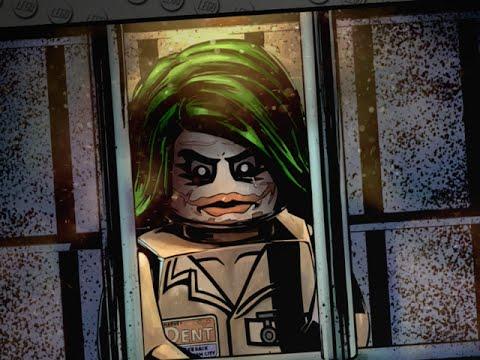 LEGO BATMAN 3 - BEYOND GOTHAM - DARK KNIGHT TRILOGY DLC LEVEL