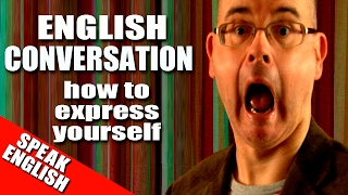 Learning English, Lesson 81, CONVERSATION, Speak English with Mr Duncan