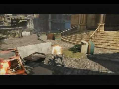 Uncharted 2 Gravity Glitch ###Mapmonkeys Presents###