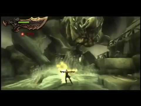 15 минут геймплея God of War: Ghost of Sparta
