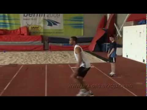 Triple Jump Coaching Learn to Teach Triple Jump Part 1