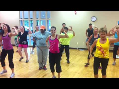 How to modify zumba for pregnancy
