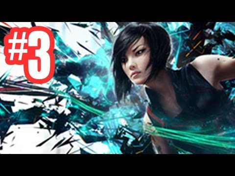 Mirror 39 s edge gameplay walkthrough chapter 2 jacknife for Mirror gameplay walkthrough
