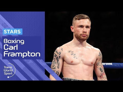 Carl Frampton on Trans World Sport | Boxing