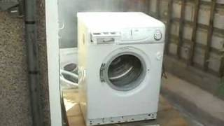 Tijolo Na Maquina De Lavar