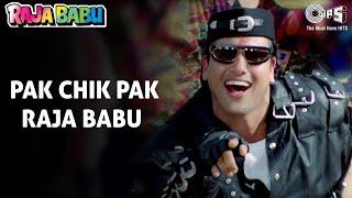 Pak Chik Pak Raja Babu Govinda & Karishma Kapoor