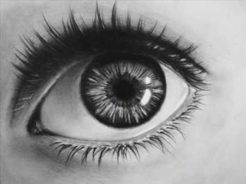 How to Draw a Realistic Eye Crying Realistic Crying Eye Drawing