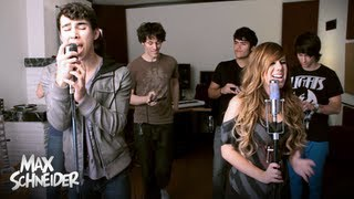 """Payphone"" Maroon 5 (Max Schneider (MAX) And Avery"
