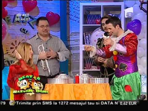 Flavia Mihăşan, cerută în căsătorie într-un mod magic