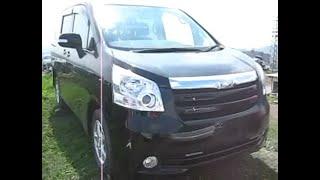 Toyota Noah 2010 года.avi