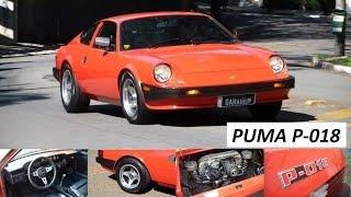 Garagem do Bellote TV: Puma P-018
