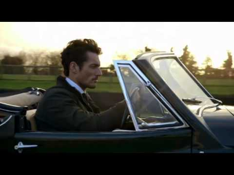 David Gandy - In The Moment (Marks & Spencer 2014)