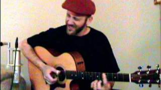 "Adam Rafferty Solo Fingerstyle Blues Guitar ""Vitamin E"