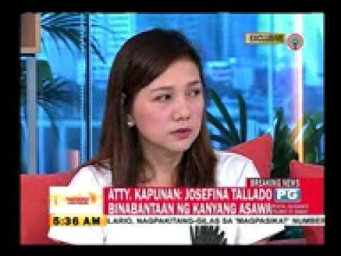 SCANDAL - Camarines Norte Gov. Edgardo 'egay' Tallado Oct. 2014
