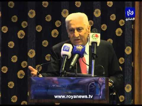 رئيس الوزراء الأردني: شعبنا متخصص بالتقبيل