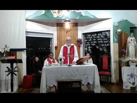 Santa Missa | 17.07.2020 | Sexta-feira | Padre José Sometti | ANSPAZ
