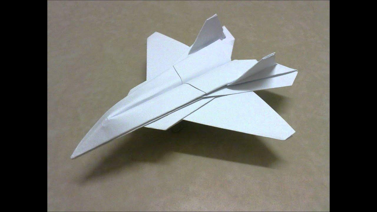 Самолет оригами картинки