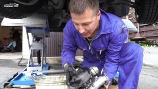 BMW /// 330D /// E46 Снимаем турбину Денис Рем Дестакар