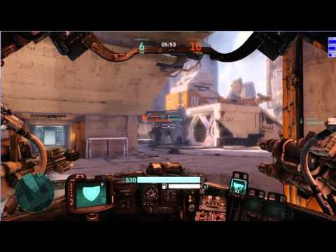 HAWKEN beta on steam