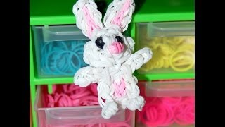 Conejito Con Gomitas/ Rabbit Rainbow Loom