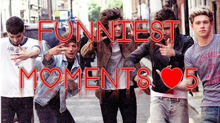 One Direction – Funniest Moments 5