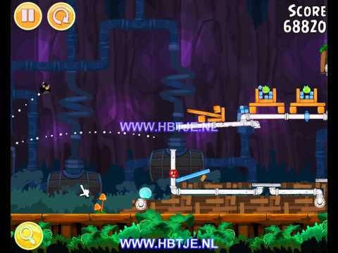 Angry Birds Short Fuse 26-2 3 stars