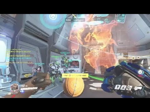 over watch funny moments/ highlights/ mouse on console?/ skill/ with tim