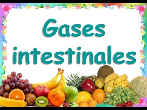 gases estomacales: