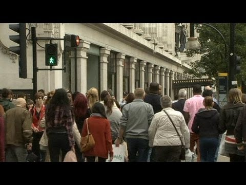 Healthy UK services sector raises recovery optimism - economy