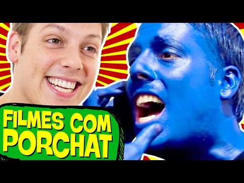 5 FILMES COM O FÁBIO PORCHAT! (feat. Fábio Porchat)