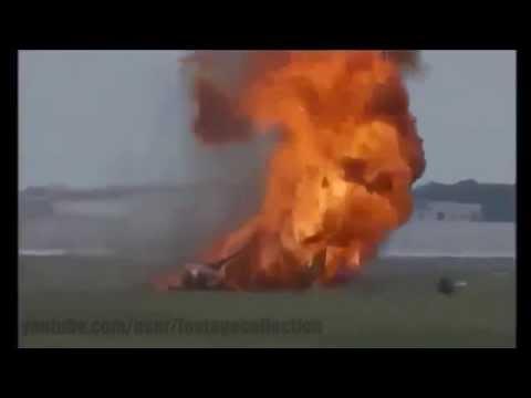 Tragic AirShow Crashes