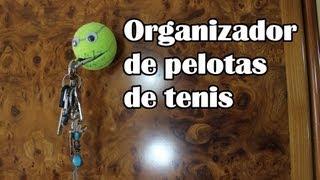 Organizador De Pelotas De Tenis, Pelotas De Tenis